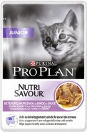PURINA Pro Plan Junior NutriSavour Indyk 85g
