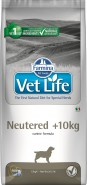 FARMINA Vet Life Neutered +10kg Dog 12kg
