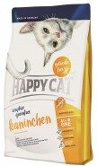 HAPPY CAT Sensitive ADULT Grainfree Kaninchen 300g Królik