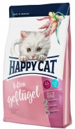 HAPPY CAT Supreme KITTEN Geflugel 300g Kurczak