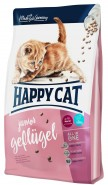 HAPPY CAT Supreme JUNIOR Geflugel 300g Kurczak