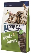 HAPPY CAT Supreme ADULT Weide-Lamm 300g Jagnięcina