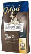 HAPPY DOG MINI CANADA 300g Łosoś królik jagnięcina