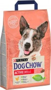 PURINA Dog Chow Adult Active Chicken 1+ 2,5kg