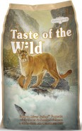 TASTE OF THE WILD Cat Canyon River 2kg