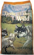 TASTE OF THE WILD High Prairie Puppy 12.2kg