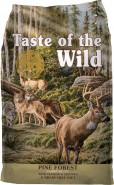 TASTE OF THE WILD Pine Forest 12.2kg