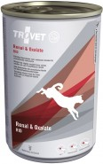TROVET RID RENAL OXALATE Dog 400g