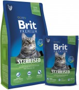 BRIT Cat STERILISED 300g