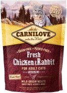 CARNILOVE Fresh Chicken & Rabbit dla kota 400g