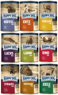 HAPPY DOG Supreme Sensible BUFFEL PUR 400g Bawół