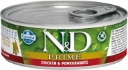 FARMINA N&D CAT Chicken Pomegranate KITTEN 80g