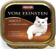 ANIMONDA Vom Feinsten ADULT CAT Wątróbka drobiowa 100g