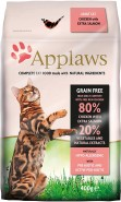 APPLAWS Adult Cat Chicken & Salmon 400g