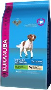 EUKANUBA Mature/Senior All Breed Lamb & Rice 12kg