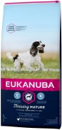 EUKANUBA Mature/Senior Medium Breed Chicken 15kg