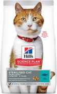 HILL'S SP Feline Young Adult Sterilised Cat Tuna 3,5kg
