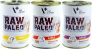 Vet Expert RAW PALEO Adult Monoprotein Wołowina 400g