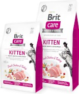 BRIT CARE Cat Grain-Free KITTEN Healthy Growth 400g