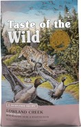 TASTE OF THE WILD CAT Lowland Creek 2kg