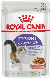 ROYAL CANIN Sterilised w sosie 85g