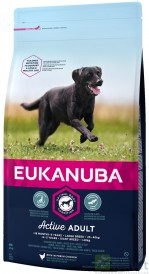 EUKANUBA Active Adult Large Breed Chicken 3kg