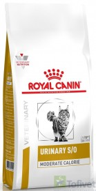 ROYAL CANIN VET URINARY S/O Moderate Calorie Feline 9kg