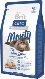 BRIT CARE Cat MONTY Indoor 2kg