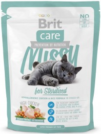 BRIT CARE Cat MISSY for Sterilised 400g