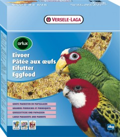 VERSELE LAGA Orlux Eggfood Large Parakeets and Parrots 4kg